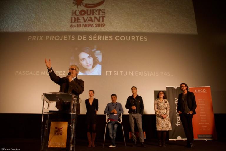 Paris courts devant/AAFA, pitch concours